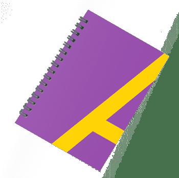 печать и изготовление блокнотов на заказ
