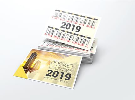 печать и изготовление календарей на заказ
